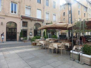 Ad'AP : Restaurant La Cantine